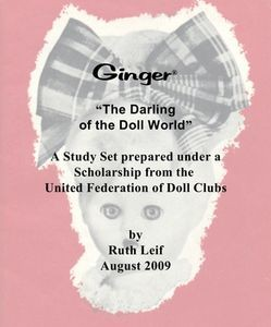 Ginger - The Darling of the Doll World