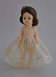 minty ginger, clothes not cosmopolitan, but on the doll when i bought her